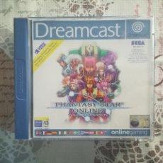 Videojuegos y Consolas: PHANTASY STAR ONLINE + SONIC ADVENTURE 2 THE TRIAL DREAMCAST. Lote 158212558