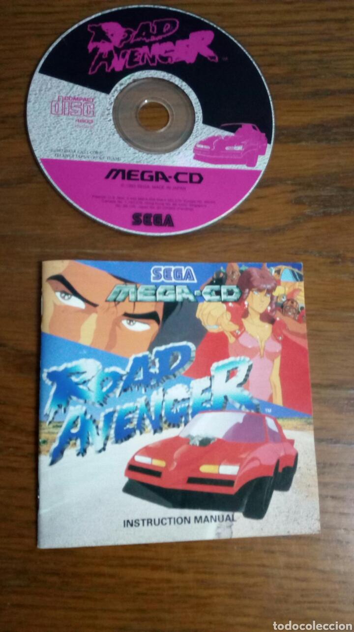 Videojuegos y Consolas: Juego Sega Road Avenger - Foto 2 - 152305940