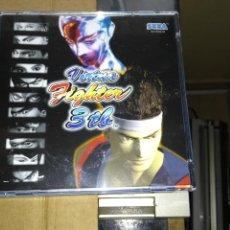 Videojuegos y Consolas: VITUA FIGHTER 3 SEGA DREAMCAST SOLO USADO UNA VEZ. Lote 160696158