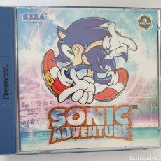 Videojuegos y Consolas: SONIC ADVENTURE. DREAMCAST. Lote 165851893
