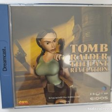 Videojuegos y Consolas: TOMB RAIDER. THE LAST REVELATION. DREAMCAST. Lote 165854602
