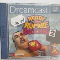 Videojuegos y Consolas: READY 2 RUMBLE BOXING. DREAMCAST. Lote 165855490