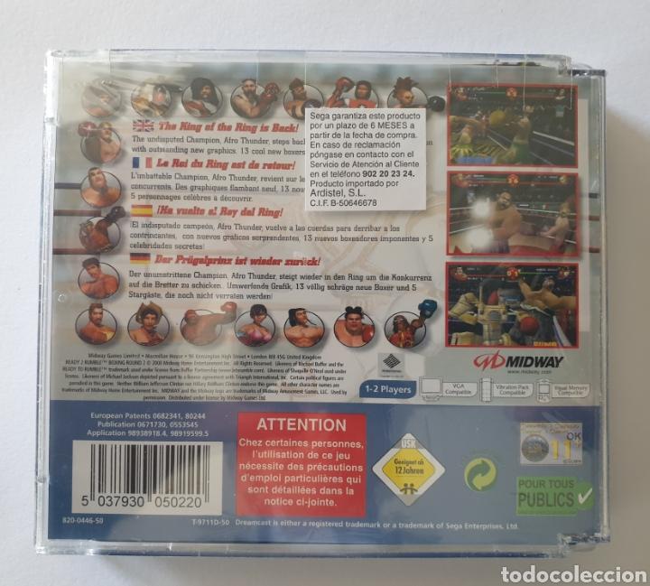 Videojuegos y Consolas: Ready 2 Rumble Boxing. Dreamcast - Foto 2 - 165855490