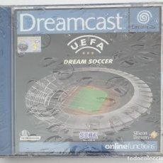 Videojuegos y Consolas: UEFA DREAM SOCCER. Lote 166620214