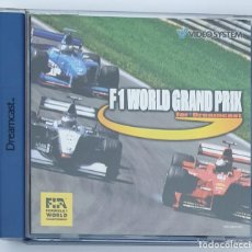 Videojuegos y Consolas: F1 WORLD GRAND PRIX. DREAMCAST. Lote 166623090