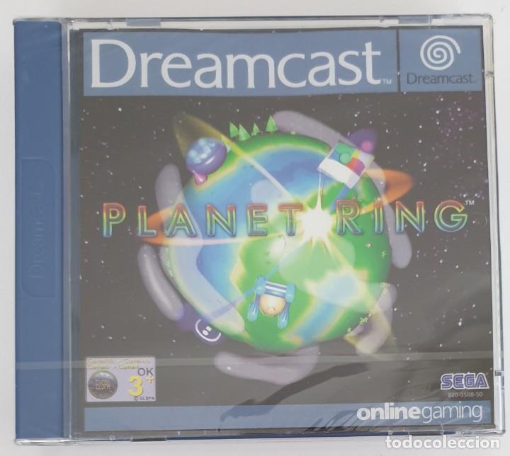 Videojuegos y Consolas: Set Planet Ring con micrófono. Dreamcast - Foto 2 - 166625266