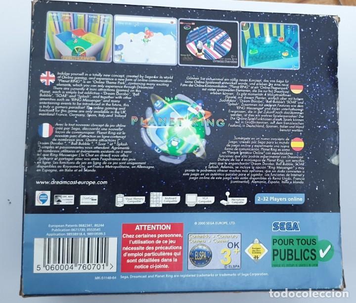 Videojuegos y Consolas: Set Planet Ring con micrófono. Dreamcast - Foto 5 - 166625266