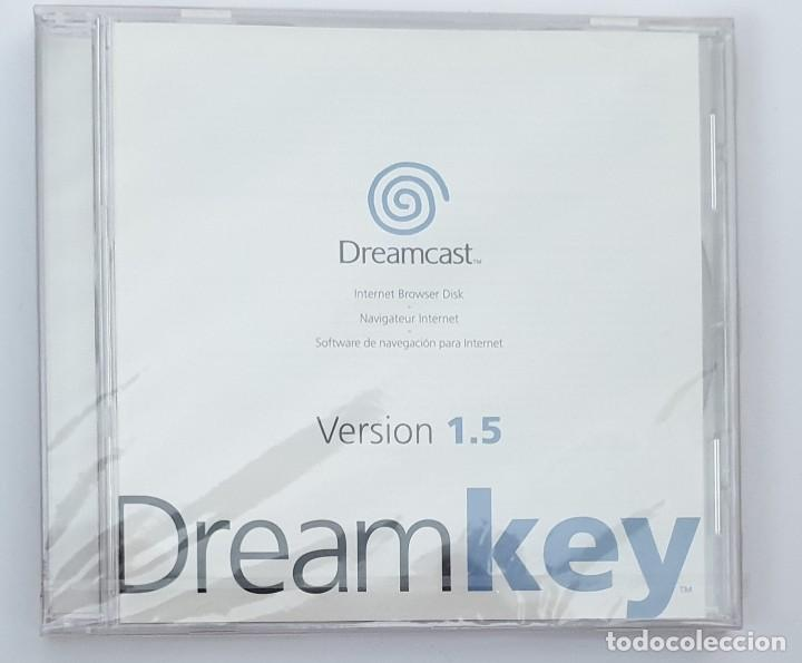 DREAMKEY. DREAMCAST (Juguetes - Videojuegos y Consolas - Sega - DreamCast)