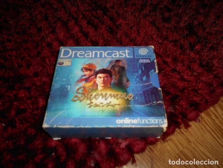Videojuegos y Consolas: SEGA DREAMCAST SHENMUE COMPLETO - Foto 6 - 168628692