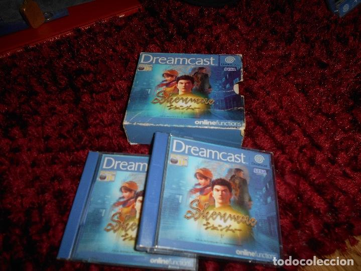 Videojuegos y Consolas: SEGA DREAMCAST SHENMUE COMPLETO - Foto 7 - 168628692