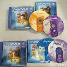 Videojuegos y Consolas: SHENMUE - SEGA DREAMCAST PAL ESP. Lote 169347512