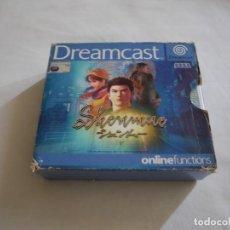 Videojuegos y Consolas: SHENMUE DREAMCAST COMPLETO. Lote 170075276
