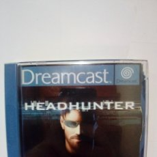 Videojuegos y Consolas: JUEGO DREAMCAST-HEADHUNTER. Lote 172662507