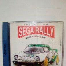 Videojuegos y Consolas: JUEGO DREAMCAST-SEGA RALLY. Lote 172662974