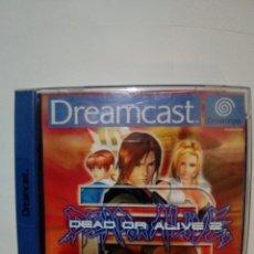 Videojuegos y Consolas: JUEGO DREAMCAST-DEAD OR ALIVE 2. Lote 172700398