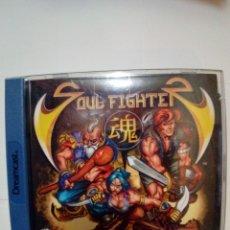Videojuegos y Consolas: JUEGO DREAMCAST-SOUL FIGHTER. Lote 172707085