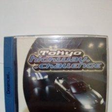 Videojuegos y Consolas: JUEGO DREAMCAST-TOKYO HIGHWAY CHALLENGE. Lote 172707393