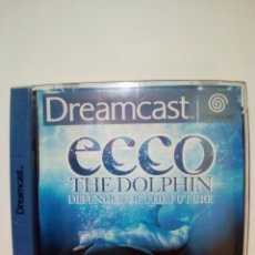 Videojuegos y Consolas: JUEGO DREAMCAST-ECCO THE DOLPHIN DEFENDER OF THE FUTURE. Lote 172707628