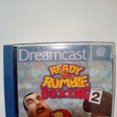 Videojuegos y Consolas: JUEGO DREAMCAST-READY 2 RUMBLE BIXING ROUND 2. Lote 172765043