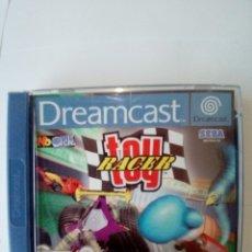 Videojuegos y Consolas: JUEGO DREAMCAST-TOY RACER. Lote 172765192