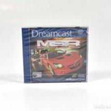 Videojuegos y Consolas: JUEGO DREAMCAST MSR: METROPOLIS STREET RACER (PRECINTADO). Lote 172849893