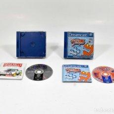 Videojuegos y Consolas: JUEGOS DREAMCAST: SEGA RALLY Y CHUCHU ROCKET!. Lote 172853022