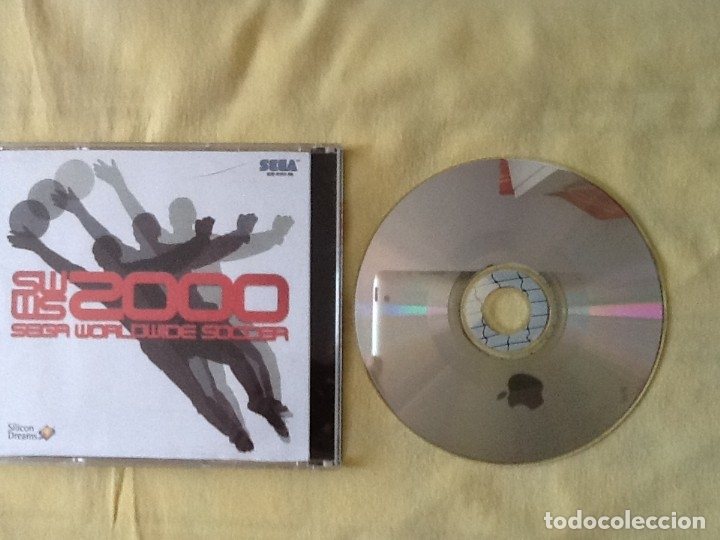 Videojuegos y Consolas: VIDEO JUEGO. SEGA DREAMCAST WORLDWIDE SOCCER 2000. - Foto 2 - 175146752
