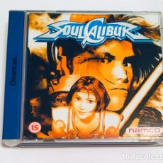 Videojuegos y Consolas: SOULCALIBUR [NAMCO] [1999] [PAL] [SEGA DREAMCAST]. Lote 177726145