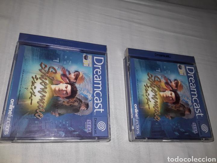 SHENMUE DREAMCAST (Juguetes - Videojuegos y Consolas - Sega - DreamCast)