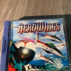 Videojuegos y Consolas: AEROWINGS DREAMCAST PAL COMPLETO. Lote 179119773