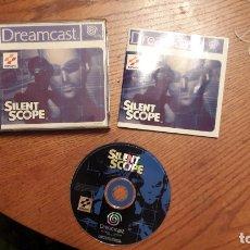Videojuegos y Consolas: JUEGO SEGA DREAMCAST SILENT SCOPE. Lote 182553052