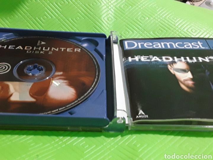 Videojuegos y Consolas: HEADHUNTER DREAMCAST PAL ESPAÑA - Foto 2 - 189466685