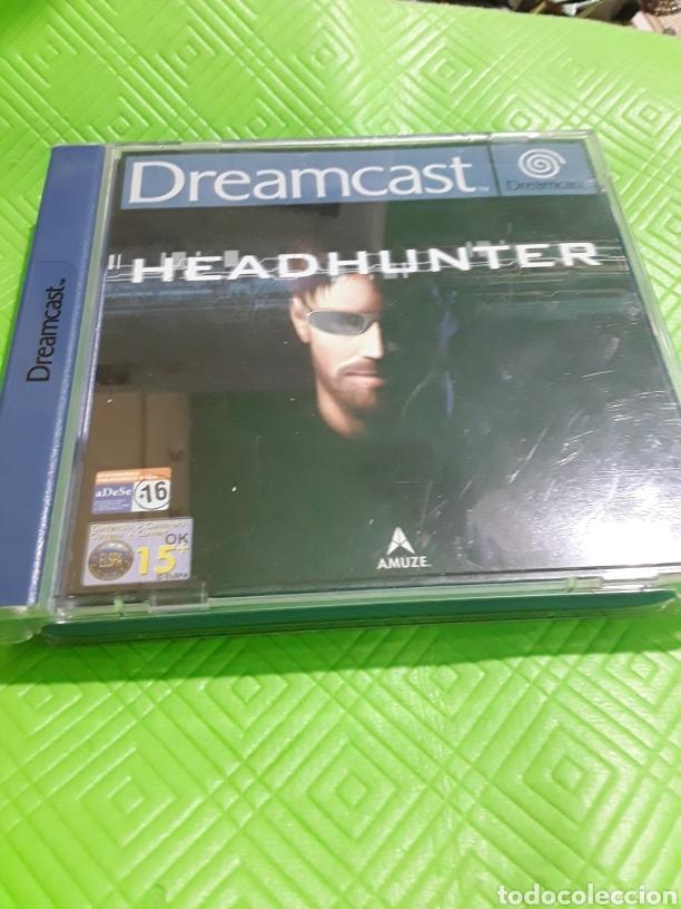 HEADHUNTER DREAMCAST PAL ESPAÑA (Juguetes - Videojuegos y Consolas - Sega - DreamCast)