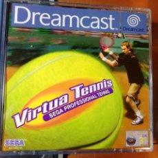 Videojuegos y Consolas: JUEGO VIRTUA TENNIS PARA SEGA DREAMCAST. Lote 190545822