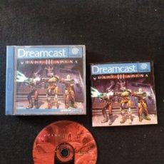Videojuegos y Consolas: DREAMCAST QUAKE III ARENA. Lote 194572242