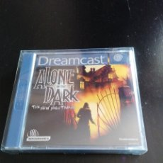 Videojuegos y Consolas: VIDEOJUEGO ALONE IN THE DARK, THE NEW NIGHTMARE PARA DREAMCAST. Lote 195114587