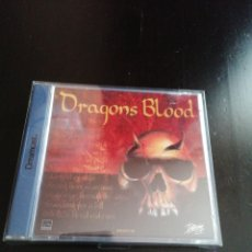 Videojuegos y Consolas: VIDEOJUEGO DRAGONS BLOOD PARA DREAMCAST. Lote 195119296