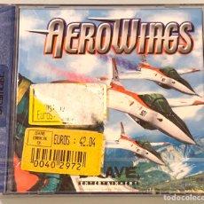 Videojuegos y Consolas: JUEGO SEGA DREAMCAST AEROWINGS NUEVO. Lote 195145330