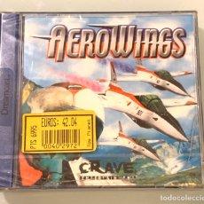Videojuegos y Consolas: JUEGO SEGA DREAMCAST AEROWINGS NUEVO PRECINTADO. Lote 195145372