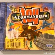 Videojuegos y Consolas: JUEGO SEGA DREAMCAST TOY COMMANDER NUEVO PRECINTADO. Lote 195145695