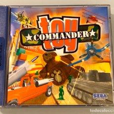 Videojuegos y Consolas: JUEGO SEGA DREAMCAST TOY COMMANDER NUEVO PRECINTADO. Lote 195145777