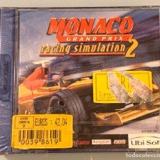 Videojuegos y Consolas: JUEGO SEGA DREAMCAST MÓNACO GRAND PRIX RACING SIMULATION 2 NUEVO. Lote 195146400