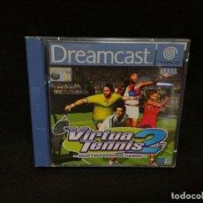 Videojuegos y Consolas: JUEGO SEGA DREAMCAST - VIRTUA TENNIS 2 - EDICION MK-51186-50. Lote 198079446