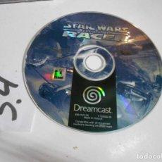 Videojuegos y Consolas: ANTIGUO JUEGO DREAMCAST STAR WARS EPISODIO 1. Lote 200565756