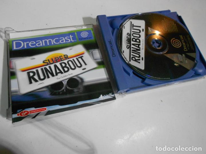 Videojuegos y Consolas: ANTIGUO JUEGO DREAMCAST SUPER RUNABOUT - Foto 2 - 200565983