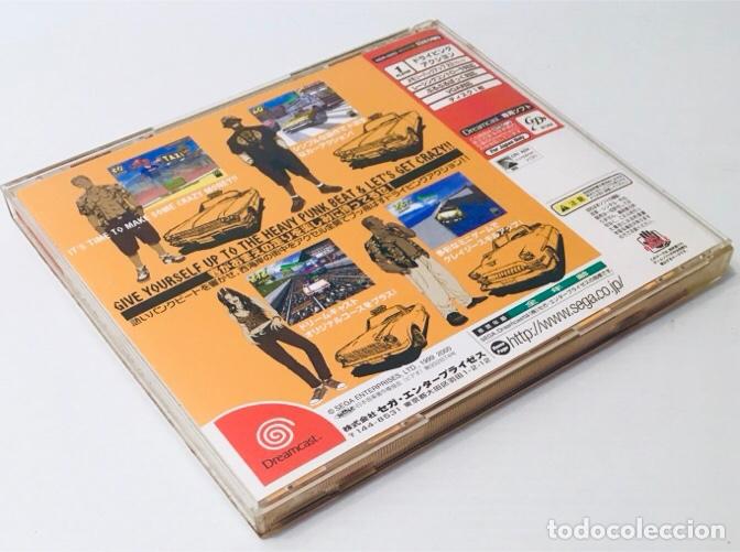 Videojuegos y Consolas: Crazy Taxi [Hitmaker] [2000] [NTSC-J] [SEGA DreamCast] - Foto 4 - 202553128