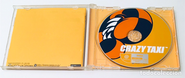 Videojuegos y Consolas: Crazy Taxi [Hitmaker] [2000] [NTSC-J] [SEGA DreamCast] - Foto 5 - 202553128