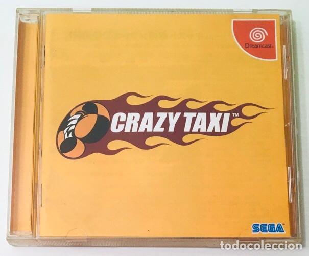 CRAZY TAXI [HITMAKER] [2000] [NTSC-J] [SEGA DREAMCAST] (Juguetes - Videojuegos y Consolas - Sega - DreamCast)