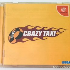 Videojuegos y Consolas: CRAZY TAXI [HITMAKER] [2000] [NTSC-J] [SEGA DREAMCAST]. Lote 202553128