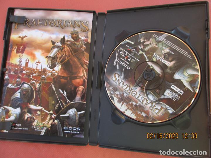 Videojuegos y Consolas: PRAETORIANS - PC CD-ROM - PROEIN - EIDOS - LA FORJA DE UN IMPERIO ... - VER FOTOS. - Foto 2 - 203947273